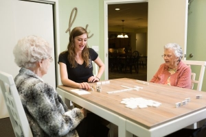 How Your Loved One Benefits From Assisted Living In Troy, IL